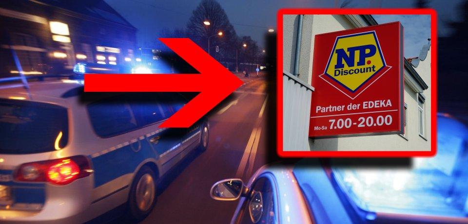 In einem NP-Markt im Landkreis Helmstedt hat ein Mann seinen ausgetüftelten Plan in die böse Tat umgesetzt. Die Polizei hofft auf Hinweise.