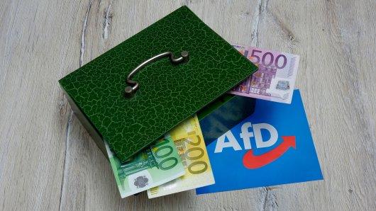 Ein Ingenieur aus Niedersachsen vererbt der AfD 7 Millionen Euro!