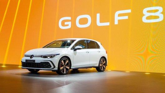 Der neue VW Golf 8.