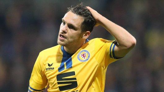 Mirko Boland absolvierte mehr als 300 Spiele für Eintracht Braunschweig. Jetzt hat er einen neuen verein in Deutschland gefunden.