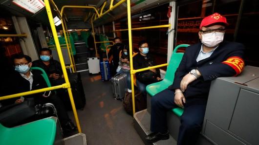 Corona in China: Nachdem ein Mann am Montag plötzlich starb, ist Erschreckendes herausgekommen. (Symbolbild)