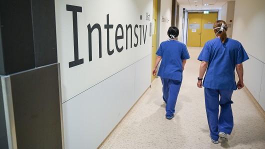 Das Coronavirus legt Niedersachsen lahm. Die Krankenhäuser sind an ihrer Belastungsgrenze.