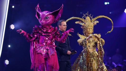 """Bei """"The Masked Singer"""" gibt es zwei bestätigte Coronavirus-Fälle im Team. Jetzt muss die Show in die Zwangspause."""