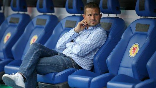 Marc Arnold wurde im August 2018 bei Eintracht Braunschweig entlassen. Er befürchtet, dass die Corona-Krise den BTSV besonders hart trifft. (Archivbild)