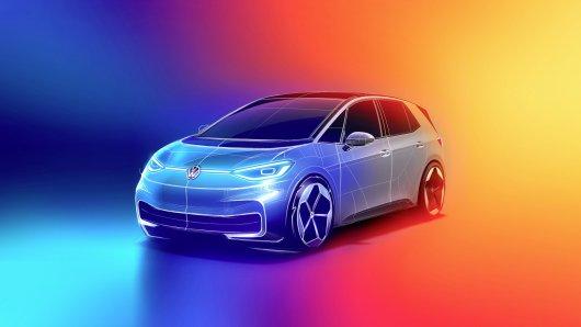 Der VW ID.3 – wenn du dich mit Design auskennst, kannst du jetzt dein Modell des Jahres 2050 bauen!