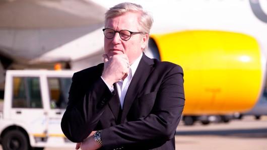 Der niedersächsische Wirtschafsminister Bernd Althusmann fordert, dass eine zweite Infektionswelle unbedingt verhindert werden müsse.