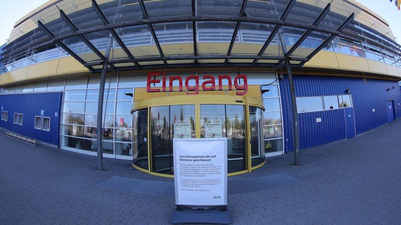 """Ikea in Niedersachsen wieder """"geöffnet"""": So kannst du"""