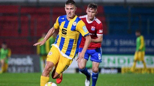 Martin Kobylanski war der Spieler des Spiels.