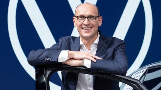 Seit dem 1. Juli 2020 ist Ralf Brandstätter Markenchef bei VW.