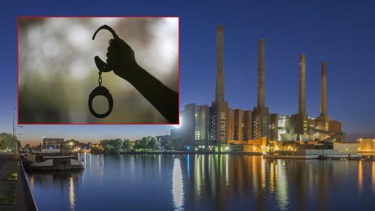 Im VW-Werk Wolfsburg klickten die Handschellen: Dort ist in der Nachtschicht ein mutmaßliches Mafia-Mitglied verhaftet worden.