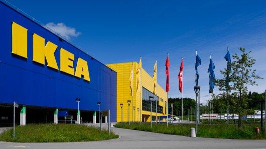 Ikea: Das Möbelhaus steht vor einem drastischen Schritt. (Symbolbild)