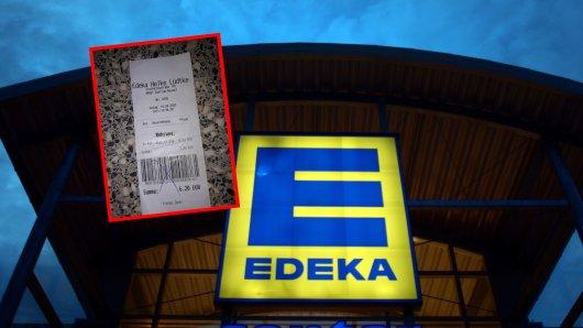 Ein Edeka-Kunde in NRW wollte seinen alten Pfandbon einlösen. Das wurde ihm verwehrt.