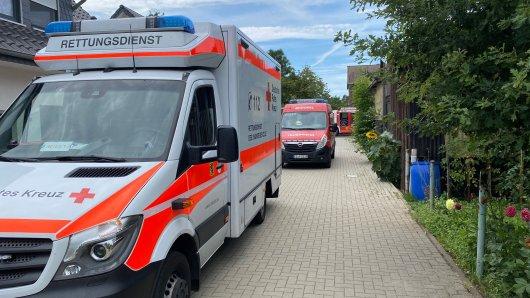 Der Einsatz für die Feuerwehr konnte nach knapp 45 Minuten beendet werden. Neben der Feuerwehr war ebenfalls der Rettungsdienst des DRK mit einem Rettungswagen im Einsatz.