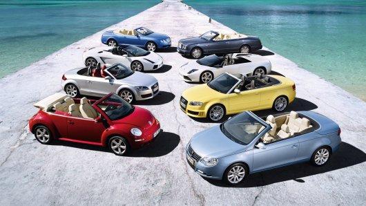 VW ruft tausende Modelle zurück, obwohl sie bereits nachgebessert worden sind.