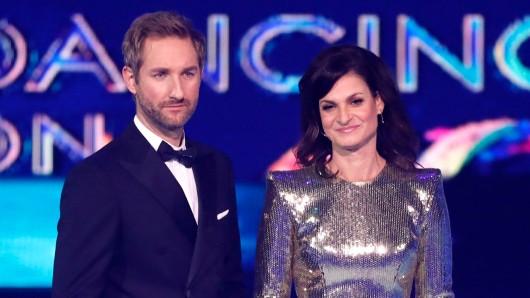 Frühstücksfernsehen: Moderatoren Daniel Boschmann und Marlene Lufen.