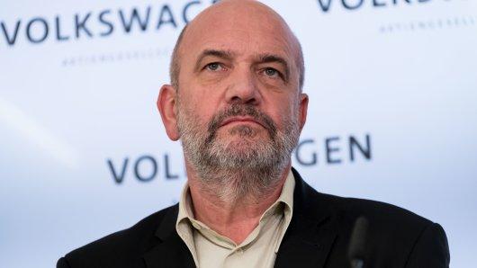 VW-Betriebsratschef Bernd Osterloh macht sich Sorgen um das Wolfsburger Stammwerk. (Archivfoto)
