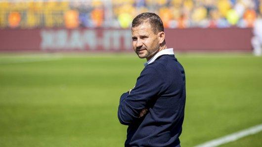 Eintracht Braunschweig: Zieht es Ex-Manager Marc Arnold zurück ins Profi-Geschäft? (Archivbild)