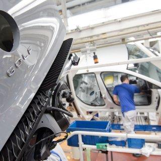 VW plant anscheinend mit Extra-Schichten. (Symbolbild)