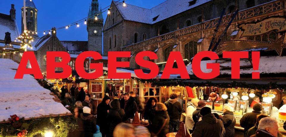 Der Weihnachtsmarkt in Braunschweig wurde endgültig abgesagt! (Archivbild)