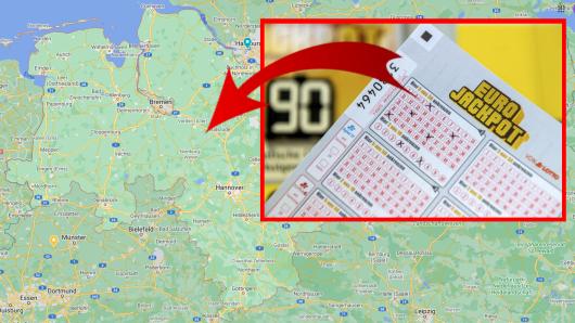 Der Eurojackpot geht nach Niedersachsen!