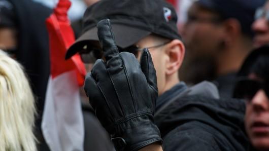 """Die Neonazi-Partei """"Die Rechte"""" will am Dienstag in Braunschweig aufmarschieren. Ihr eigentlicher Plan geht aber nicht auf... (Symbolbild)"""