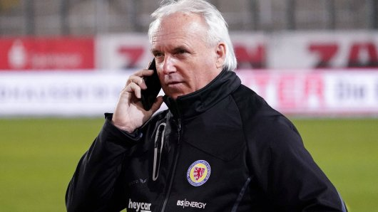 Eintracht Braunschweig: Sportdirektor Peter Vollmann will im Winter personell nachlegen. Mal sehen, welche Spieler er anruft...