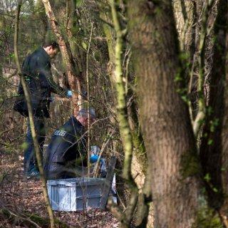 NRW: Die Polizei ermittelt nach einem Leichenfund in Blomberg. (Symbolbild)