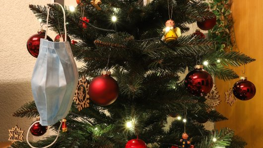 Corona: Ein Weihnachtsfest mit vielen zusätzlichen Regeln steht bevor. Was ist erlaubt und was nicht? (Symbolbild)
