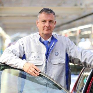 Stefan Loth zieht es aus dem VW-Werk Wolfsburg nach Zwickau. (Archivbild)