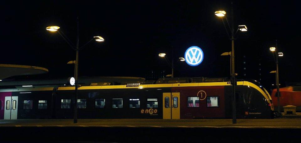 Im Enno von Braunschweig nach Wolfsburg kam es zum gewaltsamen Übergriff. (Archivbild)