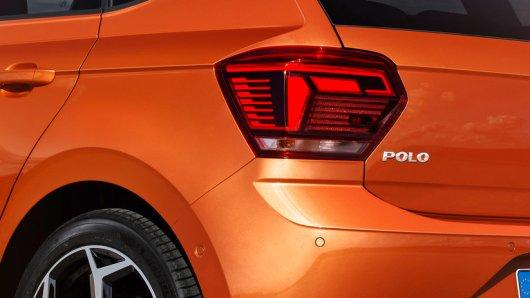 VW Polo: Im Netz kursieren erste Fotos des Erlkönigs. (Archivbild)