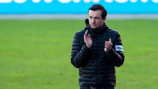 Daniel Meyer schließt weitere Zu- und vorallem Abgänge bei Eintracht Braunschweig nicht aus.