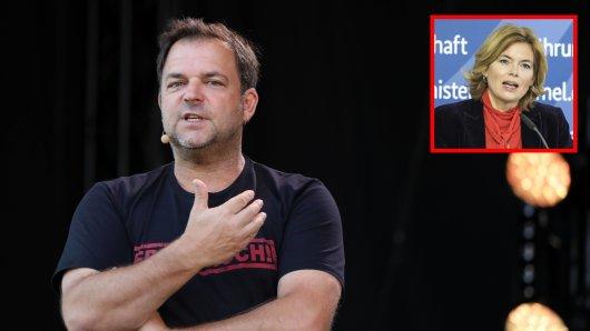 Martin Rütter liegt mit Ministerin Julia Klöckner im Clinch – jetzt werden ihm sogar Lügen unterstellt.