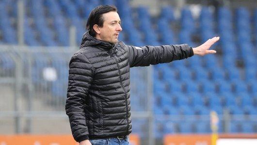 Eintracht Braunschweig spricht Machtwort bezüglich Trainer Daniel Meyer.