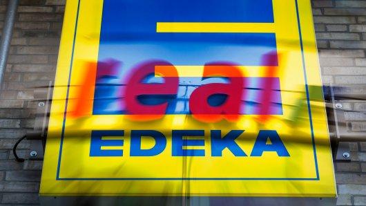Welche Real-Märkte übernimmt Edeka in Niedersachsen? Jetzt ist eine Liste aufgetaucht. (Symbolbild)