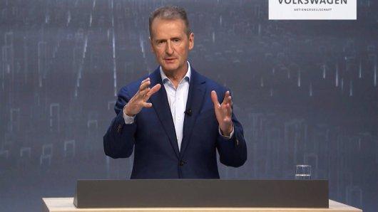 Die CEO Allianz, hierunter auf VW-Chef hat neue klimaneutrale Ziele.