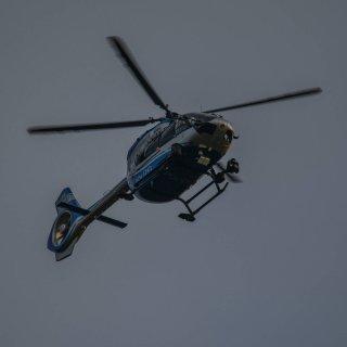 Über Königslutter kreiste am Dienstagabend ein Hubschrauber. (Symbolbild)