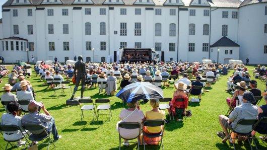Braunschweig will im Sommer einen zweiten Schritt Richtung Normalität: Ein Open Air Festival soll von Juni bis September stattfinden. (Symbolbild)