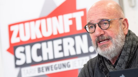 Auch VW-Betriebsratschef Bernd Osterloh ist mit dem neuen Tarifvertrag bei Volkswagen zufrieden.