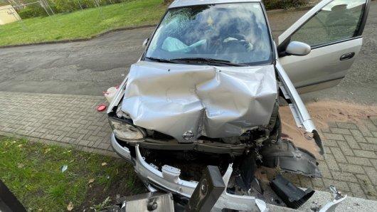 Ein Mann aus dem Harz wollte mit seinem Auto losfahren – aber plötzlich ging es ihm nicht gut...