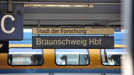 Im Hauptbahnhof Braunschweig spielten sich gestern Abend erschreckende Szenen ab. (Symbolbild)