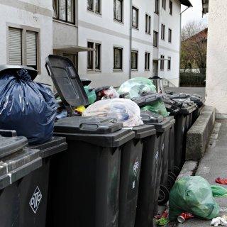 Salzgitter: Falsche Müllentsorgung führt zu vielen Problemen. (Symbolbild)