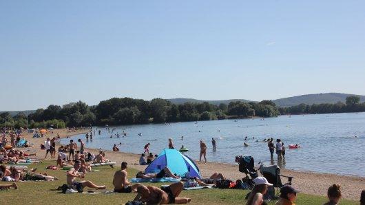 Gute Aussichten für einen schönen Sommer in Salzgitter – denn eine beliebte Wassersportaktivität ist wieder da. (Archivbild)