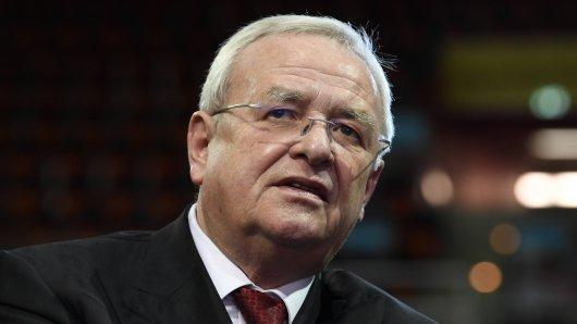 Ex-VW-Chef Martin Winterkorn.