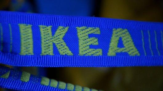 Ikea: Als eine Kundin ihr Paket erhält, kann sie es nicht fassen.