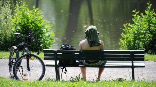 Wetter in Niedersachsen: Das Land steht vor einer Hitzewelle. (Symbolbild)