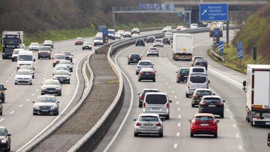 Die A2 bei Hannover wird am Wochenende vollgesperrt. (Archivbild)