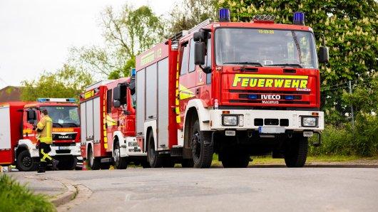 Kreis Gifhorn: Dichter Rauch rief die Feuerwehr auf den Plan. (Symbolbild)