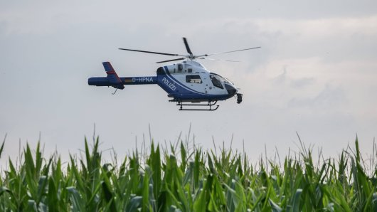 Viele Bürger aus Helmstedt fragten sich am Wochenende: Warum kreist hier ein Hubschrauber? (Symbolbild)