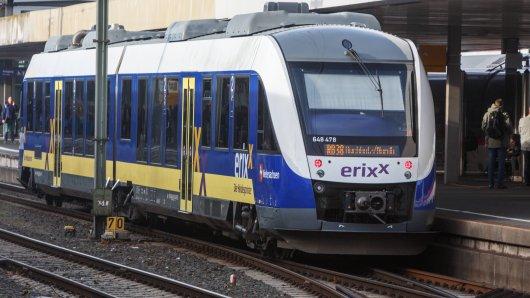Bei Erixx läuft derzeit nicht alles nach Plan. Auch nicht in der Region Braunschweig. (Symbolbild)